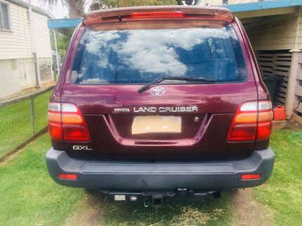 Toyota Landcruiser 105 Diesel Manual Wagon GXL Wondai South Burnett Area Preview