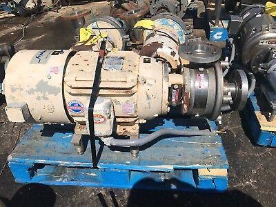 Fristam Fzx250 2 12 Stainless Pump