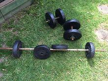 Gym equipment Pendle Hill Parramatta Area Preview