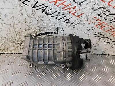 SEAT IBIZA MK4 08-12 1.4 CAVE SEMI AUTO SUPERCHARGER UNIT 32548 03C145601E V2720