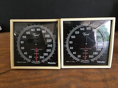 Welch Allyn Tycos Blood Pressure Sphygmomanometer - Parts Only