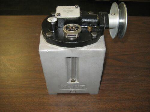 Bijur PFH-L Automatic oiler