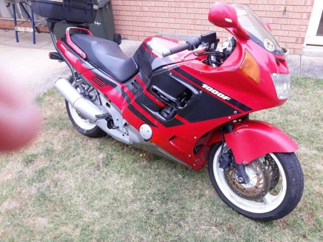 Honda CBR1000F 1990   Motorcycles   Gumtree Australia ...