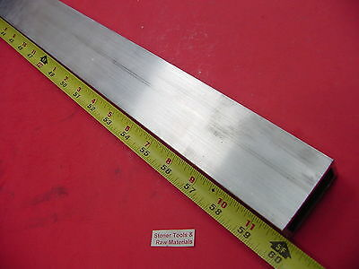 1x 2x 18 Wall Aluminum Rectangle Tube 6063 T52 X 60 Long 1.0x 2.0 X .125