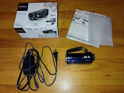 Sony Handycam HDR-CX290 HD Video Camera Recorder - Very Clean for sale  Shipping to India