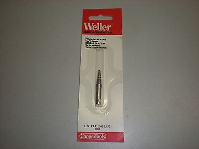 Weller Model Ptaa8 Soldering Iron Tip For Tcptc201 Series