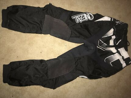 Kids mx pants and jersey