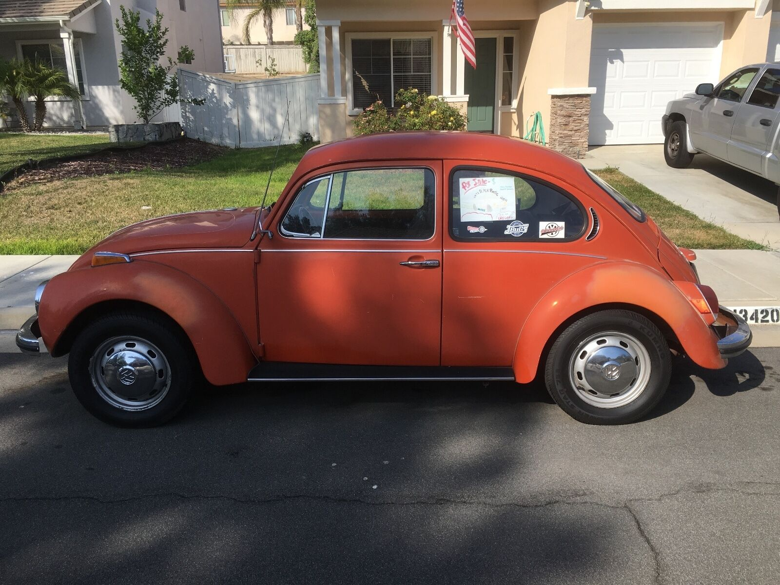 Image 2 of 1971 Volkswagen Beetle…