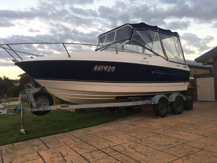 Bayliner 192 Cubby Cabin 4.3 V6 (only 75hrs) LIKE NEW!
