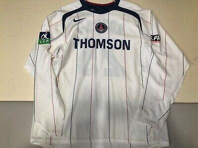 Paris Saint Germain PSG match player issue shirt france maillot trikot