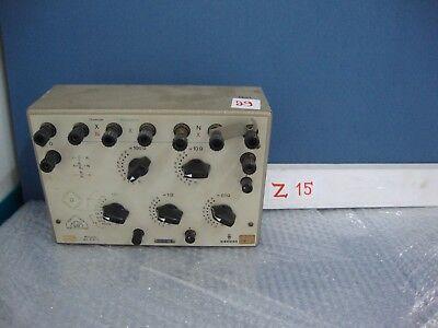 Vintage Manganin Siemens K72u5- 003 Device