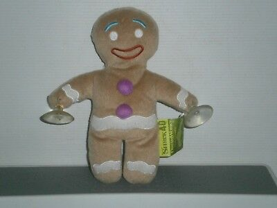 ST1892 GINGERBREAD MAN Plush Toy from Shrek 4D - Gingerbread Man From Shrek
