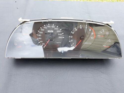 Nissan Skyline R32 GTR Nismo JDM Speedometer Cluster *RARE*