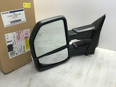 2015-2017 Ford F150 OEM Driver Side Exterior Door Mirror FL3Z-17683-AD