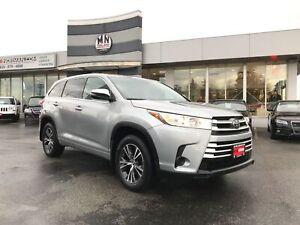 2017 Toyota Highlander LE AWD 8-PASSANGER REAR CAMERA & CLIMATE