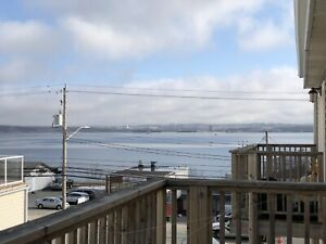 One Bedroom plus Den with view of the Bedford Basin. April 1!