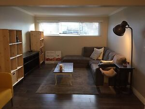 2 bedroom unit with laundry, parking, tv and internet