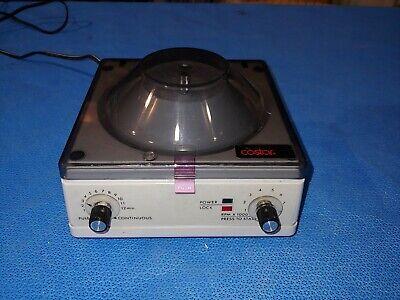 Costar Model 10 Mini Centrifuge 6 Position Fixed Angle Microcentrifuge Lab