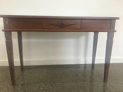 TAKE ALL 3 for $230 !!  (COFFEE TABLE, HALL TABLE, WINE RACK)