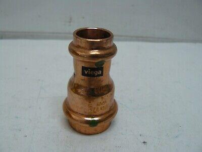 Viega 78147 34 X 12 Propress Copper Reducer Lot Of 10 New
