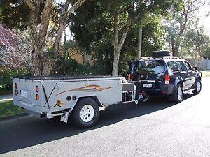 Off-road camper trailer Kilsyth South Maroondah Area Preview