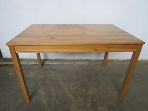C49064 Small Timber Kitchen Dining Table Mount Barker Mount Barker Area Preview