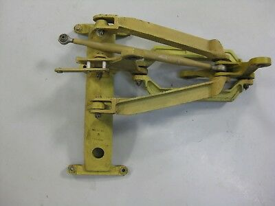 Bell Helicopter 212 412 Uh1n Lever Assy   Mixing 212 001 320 001 Used