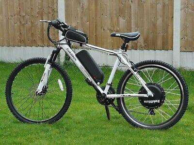 Electric Bike 26inch 1000W 48V High Speed Ebike 1 Year Warrentee