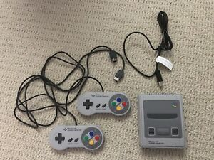 Brand New Super Nintendo Classic/Japan