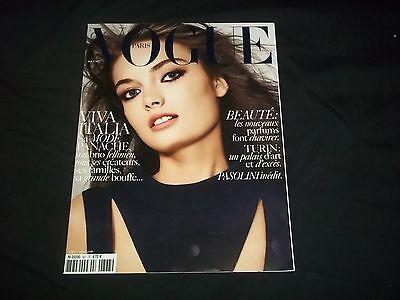 2006 MAY VOGUE PARIS MAGAZINE - ANNA MARIA URAJEVSKAYA - FASHION COVER - F 2987