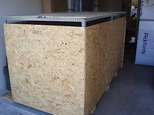 Motorbike Motorcycle Transport Crate Import Export Kippa-ring Redcliffe Area Preview