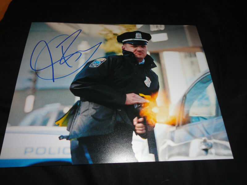 The Town Jeremy Renner 11x14 Autographed Signed Photo COA