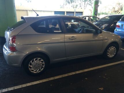 2006 Hyundai Accent Hatchback South Coogee Eastern Suburbs Preview