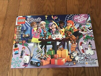 Lego Friends 2019 Advent Calendar (41382) - Factory Sealed