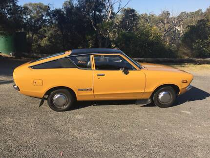 Datsun 120Y Coupe Glenhaven The Hills District Preview