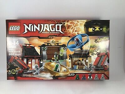 LEGO Ninjago - Set #70590 - Airjitzu Battle Grounds - New In Sealed Box