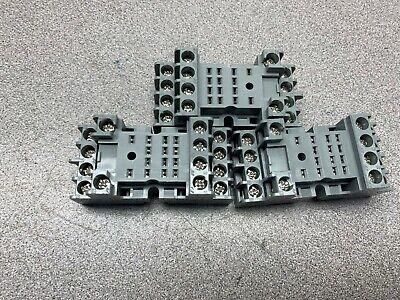 New No Box Idec Relay Socket Sy4s-05c