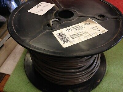 - 500 - General Cable Wire 7056898 1p22g Shielded Co Pvc Gray Be