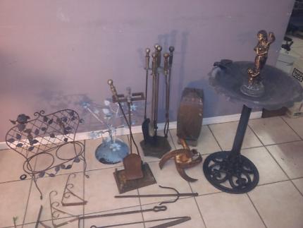 Antique rort iron