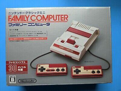 Nintendo Classic Mini Family Computer for Japan Region,  NES Famicom