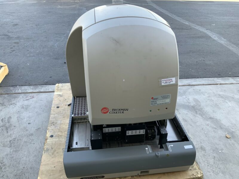 2014 Beckman Coulter Unicel DxH 600 Coulter Cellular Analysis System