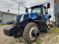 2015 NEW HOLLAND T8.380 Front Assist Tractor/Bartel Farms Winnipeg Manitoba Preview