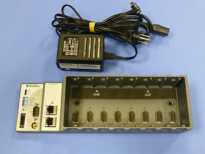 National Instruments Ni Crio-9074 Controller With 8-slot Fpga Chassis