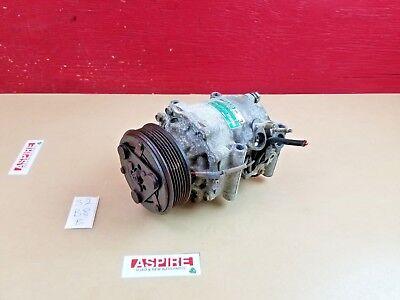 02 03 04 05 Honda Civic 1.7L HFC134a Sanden Ac Compressor OEM