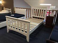 *NEW* King Single white Nova bed frame New Lambton Newcastle Area Preview