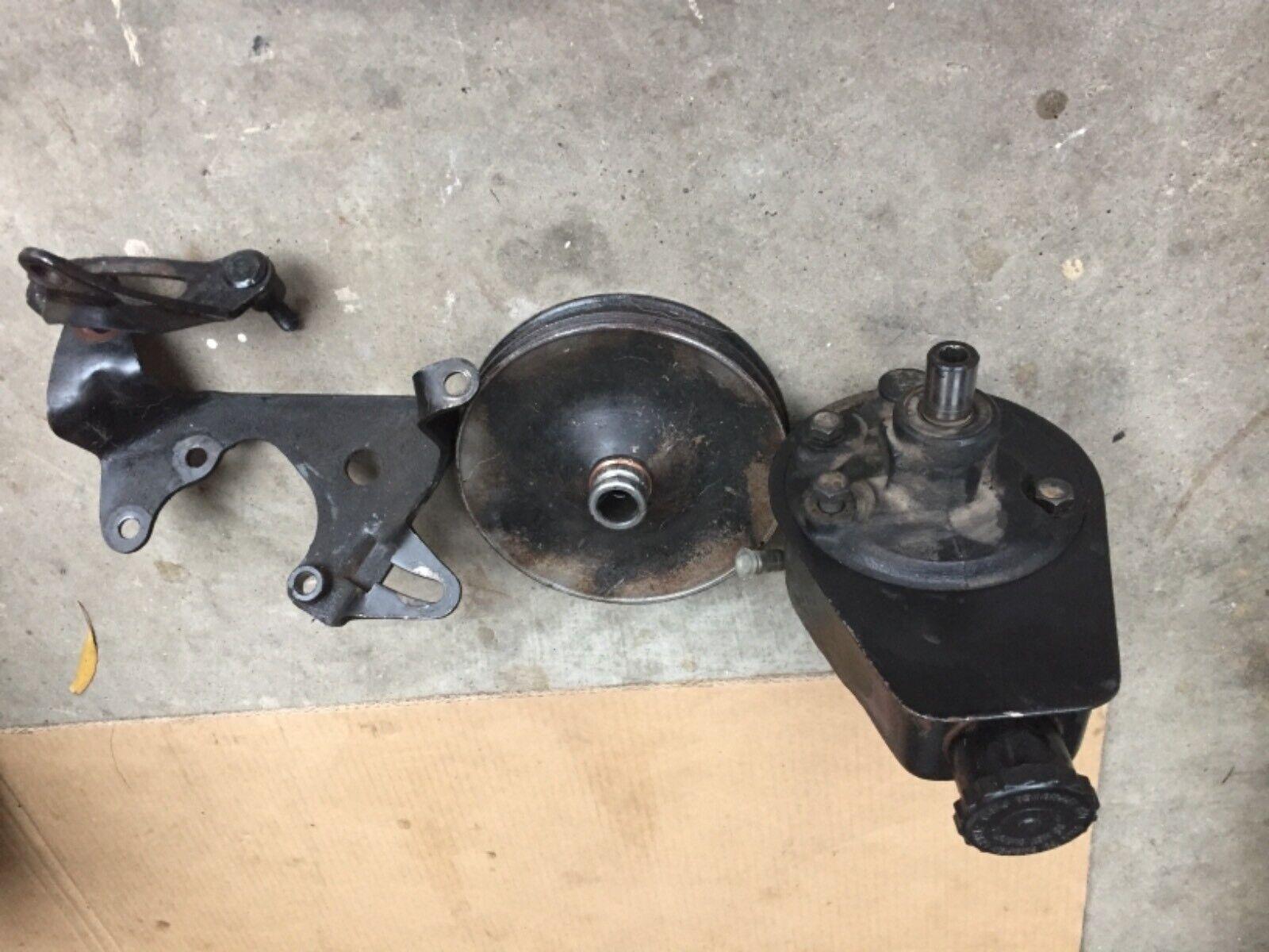 Car Parts - Car Parts - Camaro Power Steering Pump