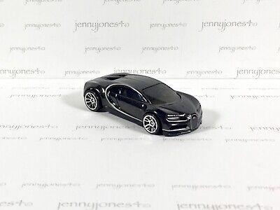 2020 Hot Wheels Gift Pack  - Loose - RARE Metallic Black '16 BUGATTI CHIRON