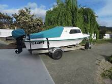 Swiftcraft half cab Dover Huon Valley Preview