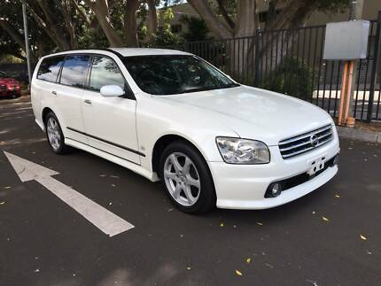 Nissan Stagea 2.5 Turbo RS Four Automatic Wagon