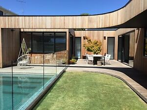 Glass pool fence gates x2 Barwon Heads Outer Geelong Preview